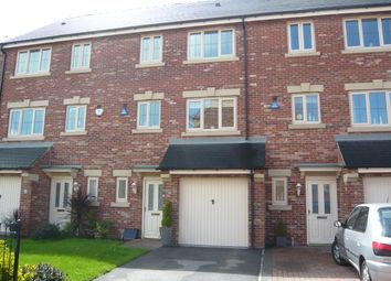 Thumbnail 4 bed town house to rent in Primrose Place, Bessacarr, Doncaster