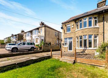 Thumbnail 4 bed semi-detached house for sale in Gain Lane, Thornbury, Bradford