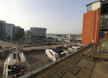 Thumbnail 1 bed flat for sale in Neptune Marina, Coprolite Street, Ipswich