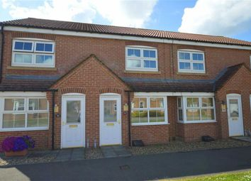 Thumbnail 2 bedroom terraced house to rent in Ashcourt Drive, Hornsea, East Yorkshire
