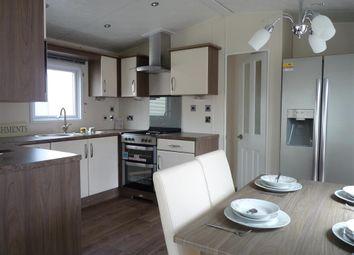 Thumbnail 2 bedroom mobile/park home for sale in Shottendane Road, Birchington, Kent