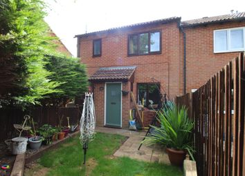 Thumbnail End terrace house for sale in Garnet Road, Bordon