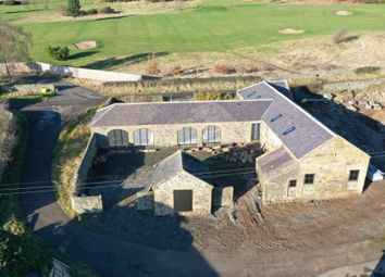 Thumbnail 4 bed barn conversion for sale in Greensfield Farm, Alnwick, Northumberland