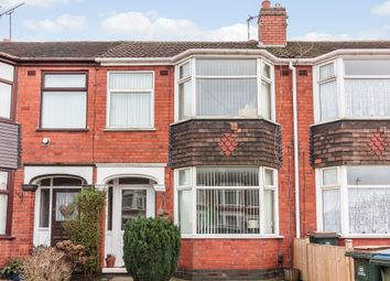Thumbnail 3 bed terraced house for sale in Owenford Road, Coventry