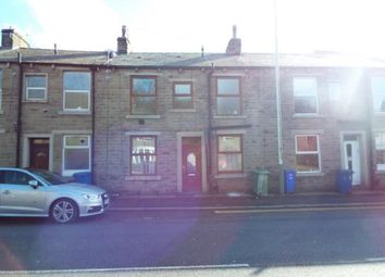 Thumbnail 2 bed terraced house for sale in Newchurch Road, Stacksteads, Bacup, Lancashire