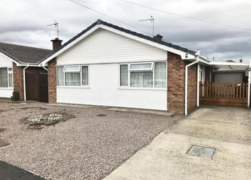 Thumbnail 2 bed bungalow for sale in Amberley Crescent, Boston, Lincolnshire, England