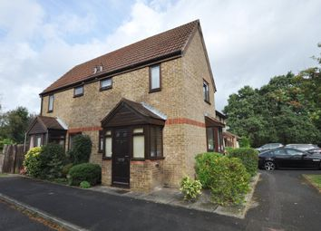 Thumbnail 1 bed end terrace house for sale in Hanson Close, Burpham, Guildford