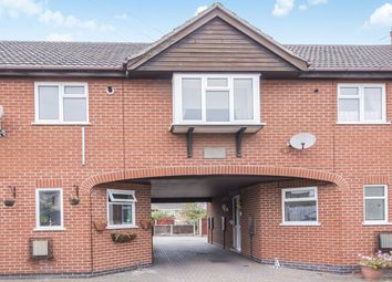 Thumbnail 2 bed flat for sale in Stafford Street, Barwell, Leicester