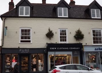 Thumbnail 2 bed flat to rent in High Street, Marlow, Buckinghamshire