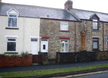Thumbnail 2 bed terraced house to rent in Derwent Terrace, Greencroft