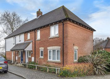 Thumbnail 2 bed semi-detached house for sale in Bastien Lane, Kings Hill, West Malling, Kent