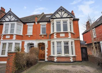 Thumbnail 5 bed semi-detached house for sale in Goldsmith Avenue, London