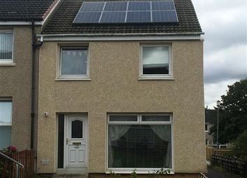 Thumbnail 3 bed end terrace house for sale in Torphin Crescent, Glasgow