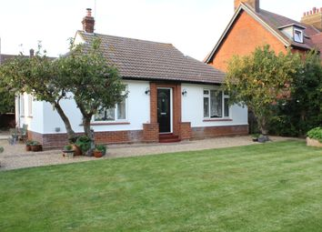 Thumbnail 2 bed detached bungalow for sale in Maybush Lane, Felixstowe