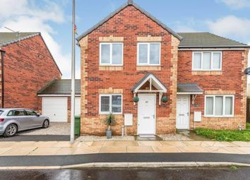 Thumbnail 3 bed semi-detached house for sale in St. Joans Close, Bootle, Liverpool, Merseyside