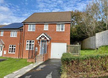 Thumbnail 3 bed detached house for sale in Dol Y Dderwen, Ammanford