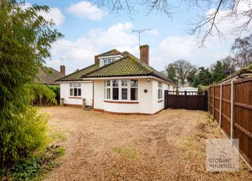 Thumbnail 3 bed detached house for sale in The Hollies, Stalham Road, Hoveton, Norfolk