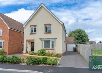 Thumbnail 4 bed detached house for sale in Lotus Drive, Wilstock Village, Bridgwater