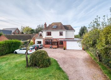 Thumbnail Detached house for sale in Main Road, Hallow, Worcester