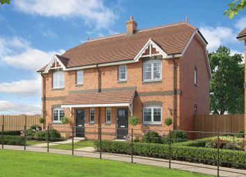 Thumbnail 3 bed semi-detached house for sale in Whichers Gate Road, Rowlands Castle, Hampshire
