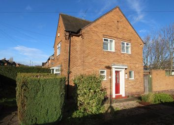 3 bed semi-detached house for sale in Fernwood Crescent, Wollaton, Nottingham NG8