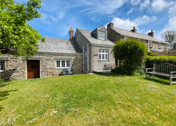 Thumbnail 4 bed end terrace house for sale in Trevone, Padstow