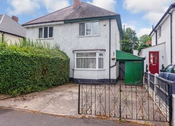 Thumbnail 2 bed semi-detached house for sale in Elmfield Avenue, Erdington, Birmingham