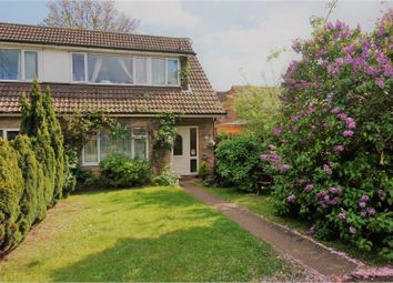 Thumbnail 3 bed semi-detached house for sale in Dorset Gardens, Stanford-Le-Hope