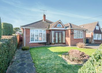 Thumbnail 3 bed detached bungalow for sale in Spring Gardens, North Baddesley, Southampton
