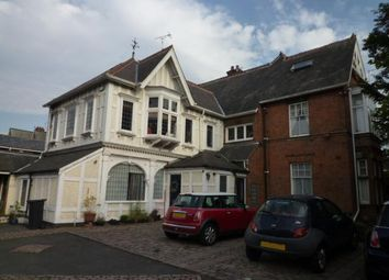 Thumbnail 1 bed flat to rent in Central Avenue, Leicester