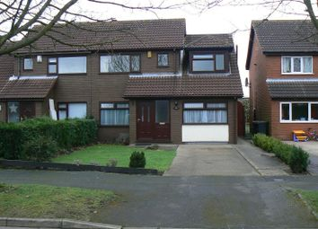 Thumbnail 3 bed semi-detached house to rent in Tobruk Close, Lincoln, Lincolnshire.