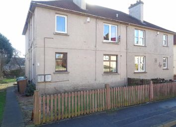 Thumbnail 2 bedroom flat to rent in Baird Crescent, Leven