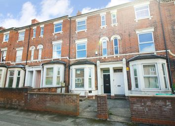 Thumbnail 3 bed flat to rent in Portland Road, Nottingham