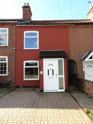 Thumbnail 2 bed terraced house to rent in Drayton High Road, Drayton, Norwich