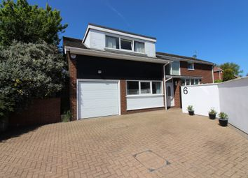 Thumbnail 4 bed detached house for sale in The Knowle, North Shore
