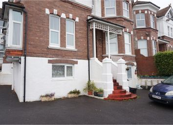 Thumbnail 2 bed flat for sale in 72 Dartmouth Road, Paignton
