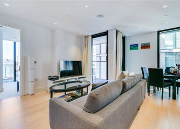 Thumbnail 1 bed flat for sale in Merchant Square, London