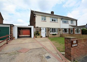 Thumbnail 3 bed property for sale in Mayflower Close, South Killingholme, Immingham