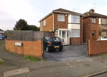 Thumbnail 3 bed detached house for sale in Dilloways Lane, Willenhall, West Midlands