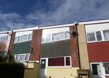 Thumbnail 3 bed terraced house to rent in Stroma Close, Plymouth