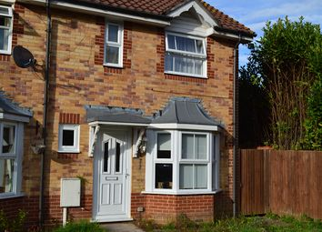 Thumbnail 2 bed end terrace house to rent in Tyne Close, Maidenbower