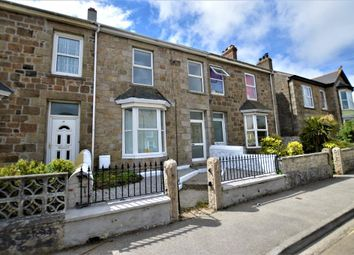 Thumbnail 3 bed terraced house for sale in Agar Road, Illogan Highway, Redruth, Cornwall