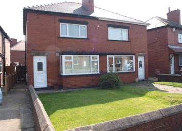 Thumbnail 2 bed semi-detached house to rent in Nanny Marr Road, Darfield, Barnsley