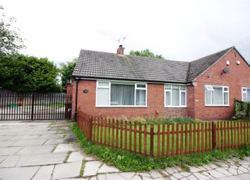 Thumbnail 3 bed semi-detached bungalow for sale in Valley Road, Kippax, Leeds