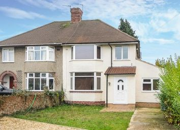 Thumbnail 5 bedroom semi-detached house for sale in Coleridge Close, Cowley, Oxford