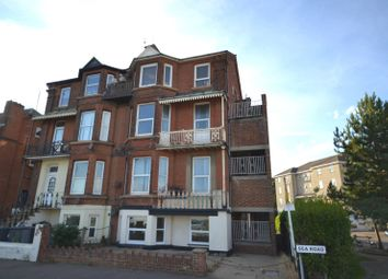 Thumbnail 2 bed flat to rent in Sea Road, Felixstowe