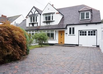 Thumbnail 4 bed semi-detached house for sale in Penns Lane, Walmley, Sutton Coldfield