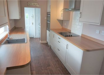 Thumbnail 3 bedroom end terrace house for sale in Starkey Street, Heywood