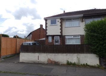Thumbnail 3 bed semi-detached house for sale in Milton Road, Ellesmere Port