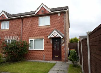 Thumbnail 2 bed semi-detached house to rent in St. Margarets Close, Ingol, Preston